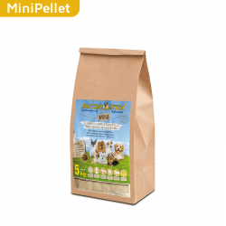 NATURAL-EXTRA CHICKEN MINIPELLET