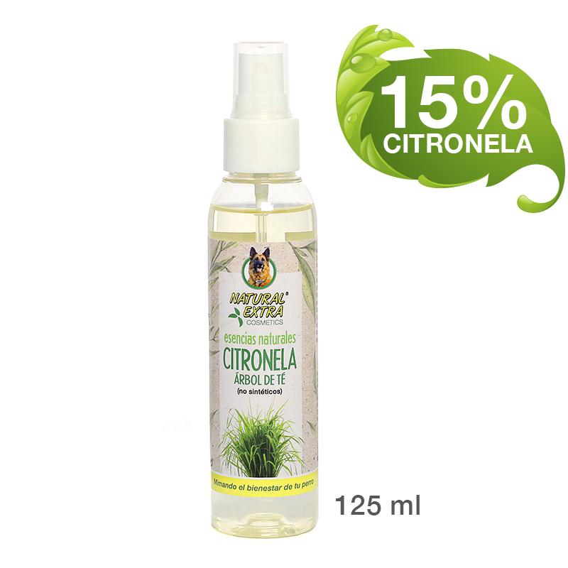 Repelente de Citronela 100% Natural