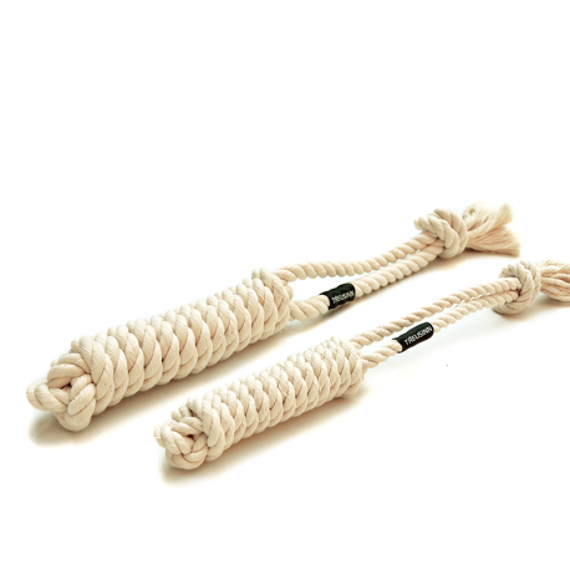 Cuerda Algodón nudo largo