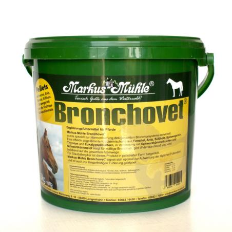 BRONCHOVET ALS PELLETS (GRANULAT)